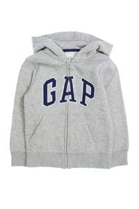 Gap Kids - sweat-jacke mit logo-applikation - 110