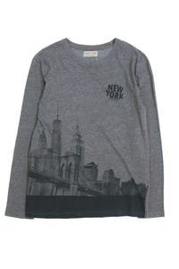 Zara Boys - t-shirt mit print - 164