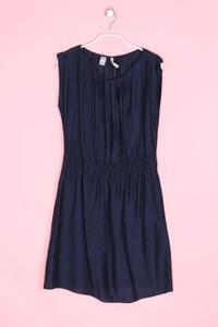 MANGO SUIT - kleid mit gummizug - L