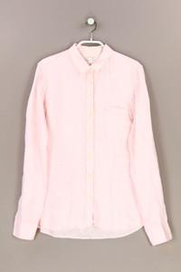 GAP - hemd-bluse aus leinen - M