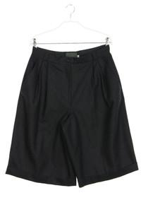 OLIVER GRANT - vintage-shorts aus wolle mit falten - D 46