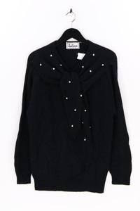 JULIEN - strick-pullover mit angora - M