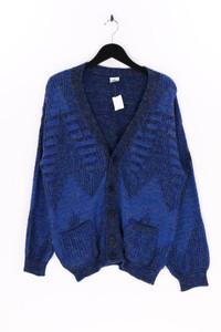 PACO CALVARI - strick-cardigan aus woll-mix mit viskose - 50