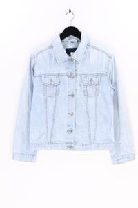 BIAGGINI - jeans-jacke im used look - M