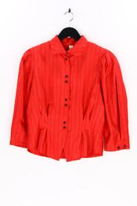 tru blouse - streifen-bluse mit puffärmeln - D 38-40