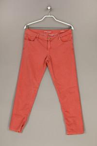 ZARA WOMAN - jeans mit logo-plakette - D 42