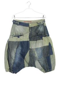 Desigual - jeans im patchwork-stil - 158