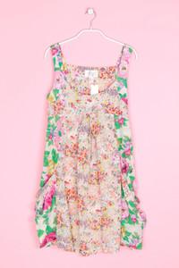 H&M The Garden Collection - kleid mit blumen-print - D 40
