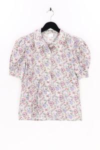 BOGNER - kurzarm-bluse mit puffärmeln - M