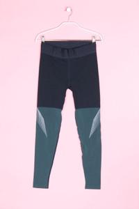H&M Sport - sport leggings mit streifen - M