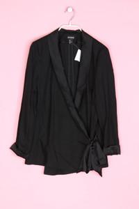H&M CONSCIOUS COLLECTION - blazer in wickel-optik - D 36