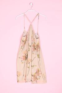 MANGO SUIT - kleid mit blumen-print - XS