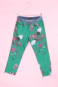 DIESEL - jeans mit print - W30