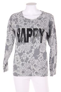 Disney - sweatshirt mit statement-print - M