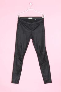 NAF NAF - coated skinny-jeans - D 38