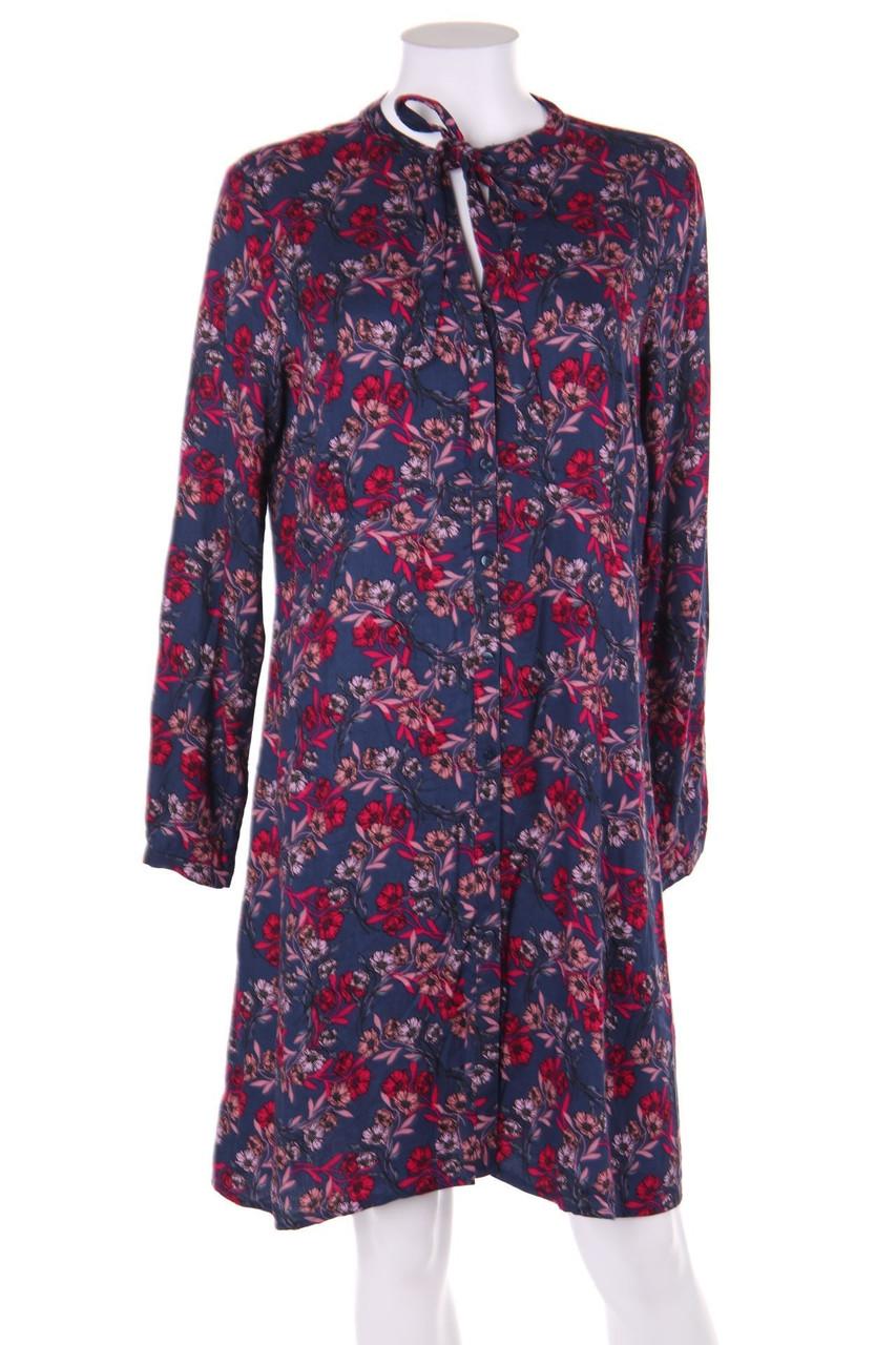 yessicac&a kleid hemdkleid blusenkleid schluppe d 42