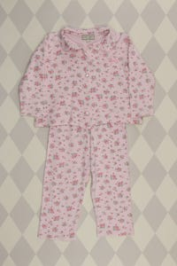 Darcy Brown - pyjama- kombination  mit floralem muster - 92