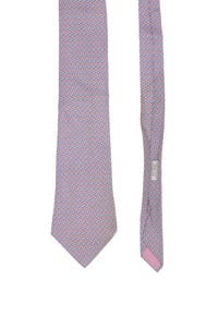 HERMÈS PARIS - seiden-krawatte mit print -