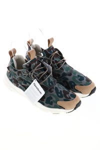 Reebok - camouflage-low-top sneakers mit cut-outs -