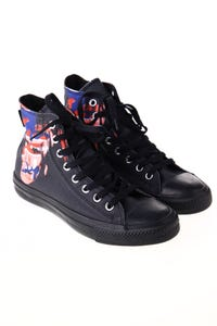 CONVERSE - high-top sneakers mit print -