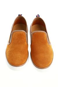 BRIMARTS - loafer aus leder mit cut-outs -
