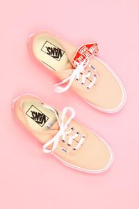 vans - low-top sneakers mit logo-badge -