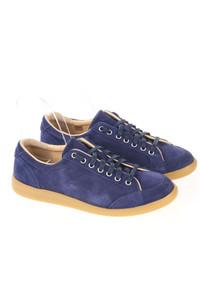 LUIGI BORRELLI NAPOLI - veloursleder-low-top sneakers -