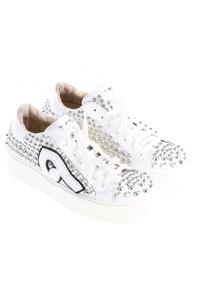 ABSINTHE CULTURE - low-top sneakers mit nieten -