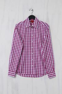 Paul by Paul Kehl - Casual-Hemd mit Karo-Muster aus Baumwolle - M