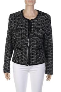 MICHAEL MICHAEL KORS - Bouclé-Blazer mit Zipper - XL