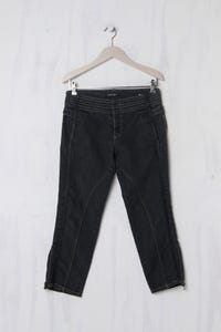 MARC CAIN - Used Look cropped Jeans - S