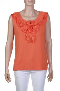 LAUREN RALPH LAUREN - Volants-Top - L