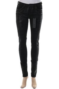Karl Lagerfeld - Coated Skinny-Jeans mit Stretch - XS