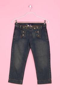 KENZO Jeans - Bermudas aus Baumwolle - S