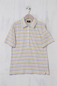 BOGNER - Polo-Shirt mit Streifen - L
