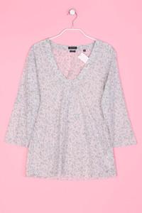 Marc O´Polo - Bluse mit 3/4-Ärmel aus Baumwolle mit floralem Muster - S