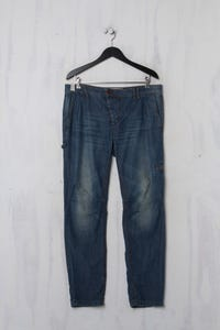 DRYKORN FOR BEAUTIFUL PEOPLE - leichte Jeans im Used Look - S