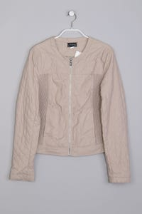 motivi - Faux Leather-Jacke mit Steppung - XS