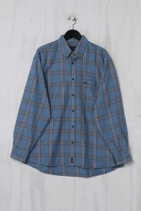 McGregor - Casual-Hemd mit Karo-Muster aus Baumwolle - XL