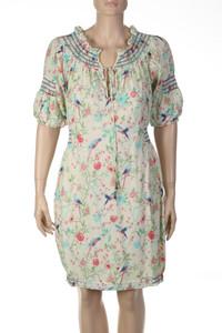 MATTHEW WILLIAMSON x H&M - Sommer-Kleid mit Blumen-Print - S