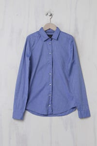 Marc O´Polo - Bluse mit Elbow Patches aus Baumwolle - XS