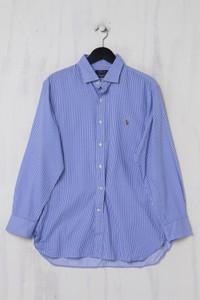 Polo by Ralph Lauren - Casual-Hemd aus Baumwolle mit Streifen - L