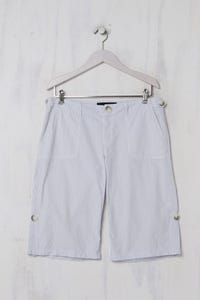 ouí set - Shorts mit Riegeln zum Krempeln - M