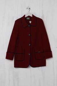GEIGER - Trachten-Jacke aus Schurwolle - L