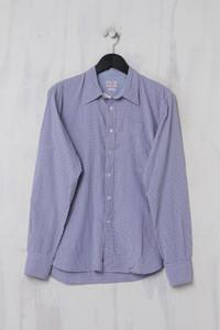 REPLAY - Casual-Hemd mit Karo-Muster aus Baumwolle - M