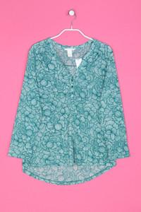 H&M - Bluse mit Blumen-Print - S