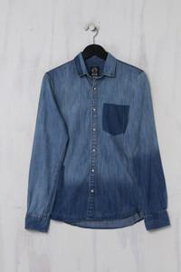 Blue Ridge WE - Used Look-Jeans-Hemd - S