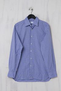 Ermenegildo Zegna - Business-Hemd mit Karo-Muster - M