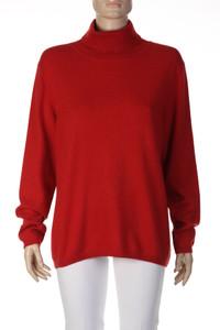 CASHMERE COLLECTION - Kaschmir-Pullover mit Rollkragen - XL