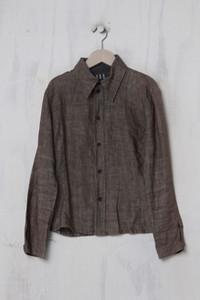 NILE Sportswear - Bluse aus Leinen - S